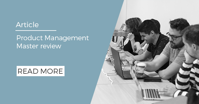 Digital Product Management Master review