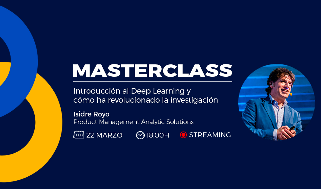 masterclass sobre Deep Learning